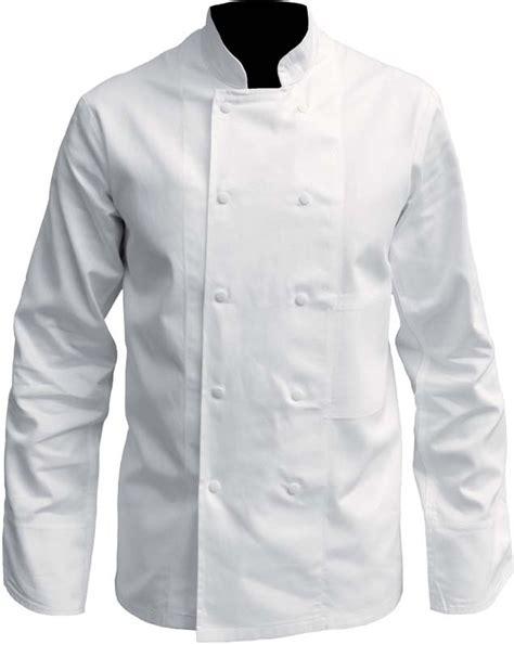 vestes de cuisine veste de cuisine coton blanc pressions vetements de