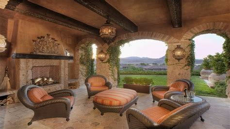 Tuscan Decorating Ideas For Patio by Small Sunroom Furniture Tuscan Pool Ideas Tuscan Patio