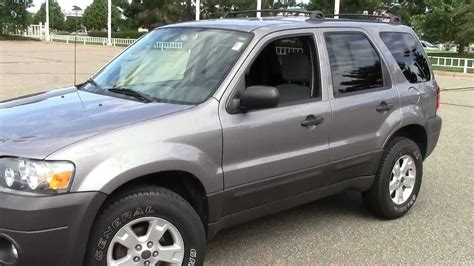 ford escape xlt youtube