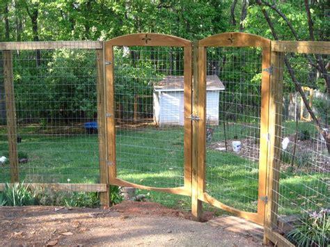 garden fencing for deer trellis rustic fencing grape