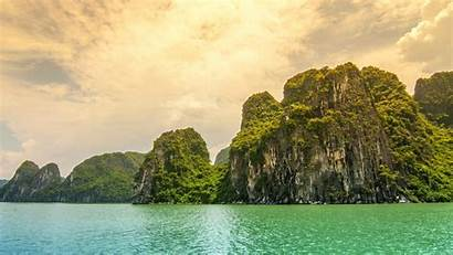Vietnam Wallpapers Things Places Halong Wallpaperplay Bay