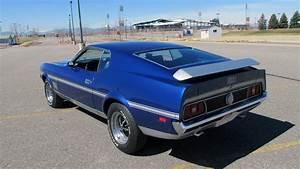 1971 Ford Mustang Mach 1 Fastback | F174 | Denver 2015