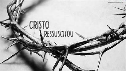 Cristo Ressuscitou Parede Papel Gospel Wallpapers Comentarios