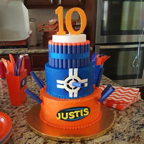 nerf birthday cake 1000 ideas about nerf gun cake on nerf cake