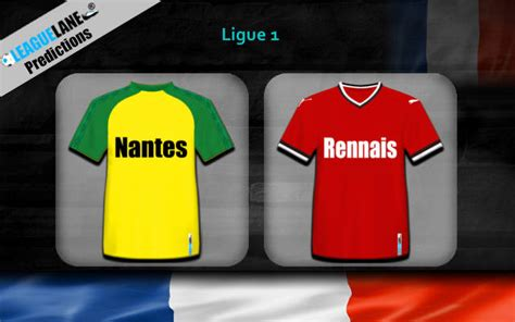 Rennes vs Nantes Predictions Bet Tips & Match Preview