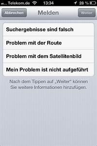 App Reagiert Nicht : apple karten app so k nnen kartenfehler gemeldet werden navigation ~ Orissabook.com Haus und Dekorationen