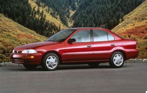 how things work cars 1995 geo prizm user handbook used 1995 geo prizm pricing for sale edmunds