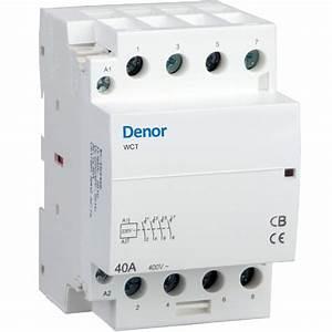 Modular Contactors Wct