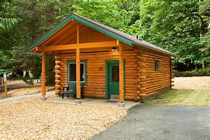 Accommodations at Log Cabin Resort | Olympic National Park ...