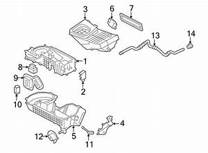 2006 Ford Freestyle Hvac Blower Motor Control Module  Heater  Auto  Air