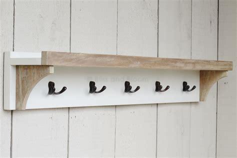 coat hooks with shelf coat rack with shelf 5 hooks bliss and bloom ltd