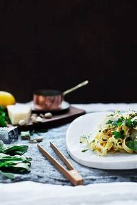 Food styling tips + Pasta with Sage and Brown Butter // recipe {guest post} | that nordic feeling