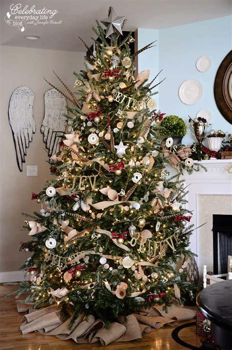 hunt country aka inspired  ralph lauren christmas tree