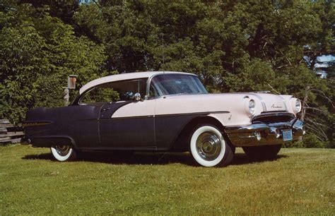 1956 Pontiac Chieftain & Star Chief