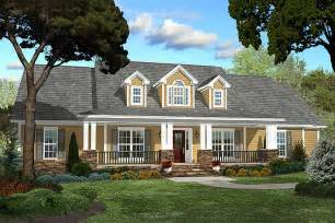 country houseplans country style house plan 4 beds 2 5 baths 2250 sq ft plan 430 47