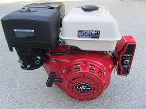 15hp Lifan Electric Start Engine Electric
