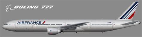 boeing 777 300er sieges air atc gp