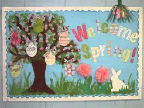 easter bulletin boards ideas 355 | hqdefault