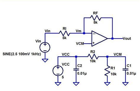 test l circuit lab