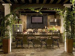 Outdoor Bars: Options and Ideas HGTV