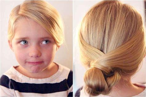 Acconciature per bambine (Foto) PourFemme