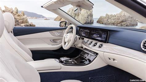 mercedes benz  class cabrio yacht blue macchiato