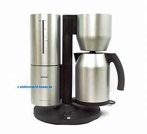 Kaffeemaschine Siemens Porsche Design : siemens kaffeemaschine porsche design tc911p2 mit ~ Kayakingforconservation.com Haus und Dekorationen