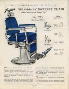 included are duo hydraulic barbers chairs barber poles