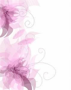 Cute Pink Floral Decoration Transparent PNG Clipart ...