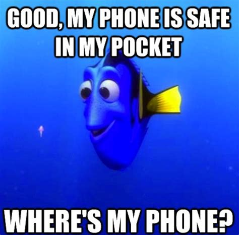 Nemo Meme - really funny memes forgetful dory ruin my week