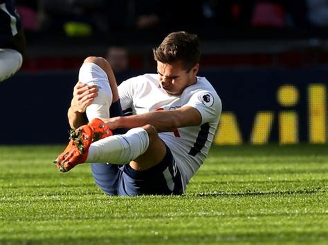 Report: Harry Winks ankle injury not serious - Sports Mole