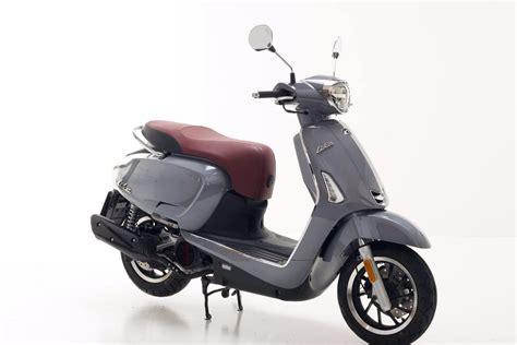 Kymco Like 150i Image by Kymco 150cc Scooters