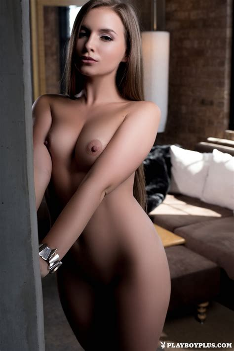 Naked Mandy Kay In Playboy Cyber Girl Of The Month