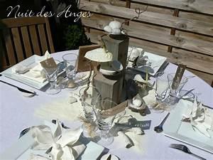 Bois Flotté Décoration : d co de table en bois flott ~ Melissatoandfro.com Idées de Décoration