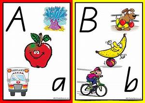 Alphabet resources archives k 3 teacher resources for Individual letters for display