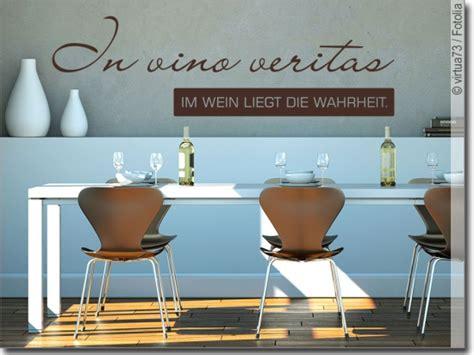 Wandspruch In Vino Veritas