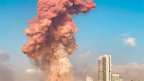 Beirut shaken by huge blast, 78 dead, thousands injured - CGTN