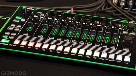 Roland Aira The Future Drums Beats Crazy