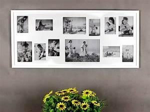 Großer Bilderrahmen Für Mehrere Bilder : 1x designer fotogalerie bilderrahmen fotocollage collage holz f r 12 bilder br13 ~ Bigdaddyawards.com Haus und Dekorationen