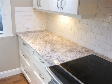 make your kitchen with alaska white granite