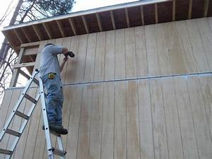 Chris and keris blog blog archive goat barn part 3 for 4x8 metal siding