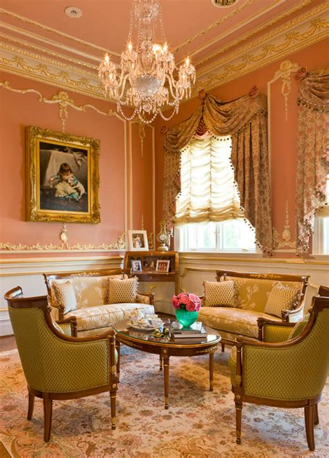 Victorian style living room, victorian age certainly one which century increasingly fascinated retrofits guy ritchie sherlock holmes movies rise steampunk literature subculture even interior design. 14 Classic And Elegant Victorian Living Room Designs