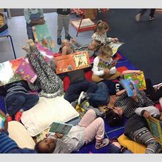 Extreme Reading In Reception  Primrose Hill Primary School