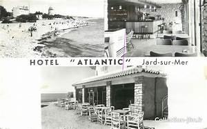 Hotel Jard Sur Mer : cpsm france 85 jard sur mer h tel atlantic 85 vendee ~ Melissatoandfro.com Idées de Décoration