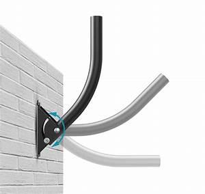 Adjustable Outdoor Antenna Mounting Mast J