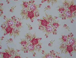 American Folk & Fabric - Vintage Floral Fabrics