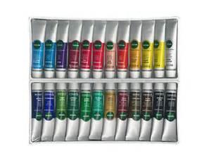 Acrylic Paint Brands
