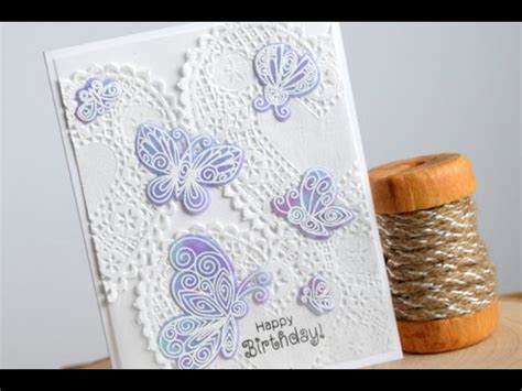coloring vellum featuring newtons nook designs youtube