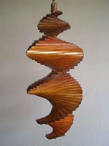 Windspiele Aus Holz : windspiel aus holz windspirale holzspirale l nge 55 cm lackiert hellbraun teak dunkel ~ Buech-reservation.com Haus und Dekorationen