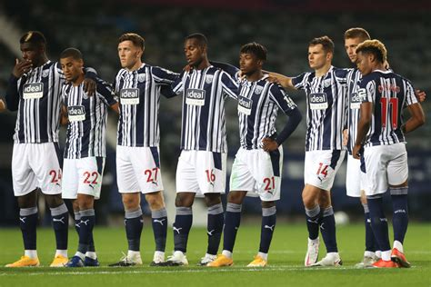 Bilic To Make 3 Changes: Predicted 5-4-1 West Brom Lineup ...